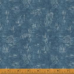 Woven Texture in Denim
