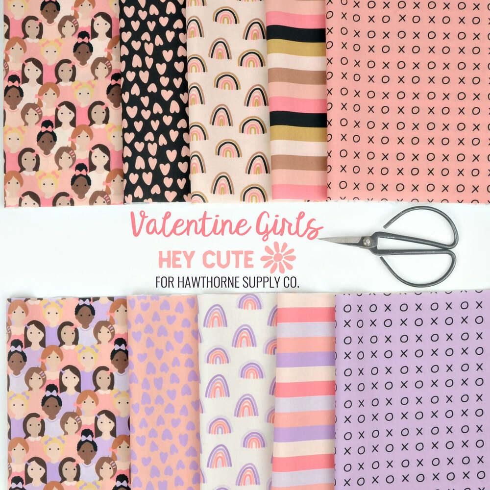 Valentine Girls Poster Image