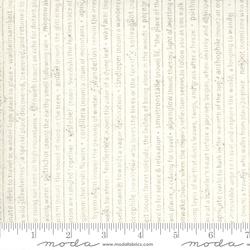 Mountain Speak Text in Flax