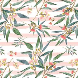 Banksia in Soft Petal Stripe