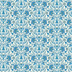 Culloden Vine in Blue