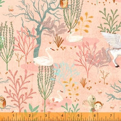 Fairy Forest in Peach