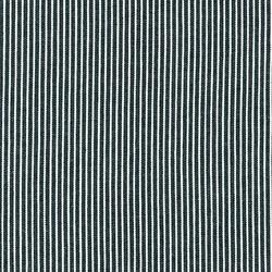 Denim Stretch Stripe in Black