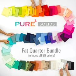 Pure Elements Fat Quarter Bundle