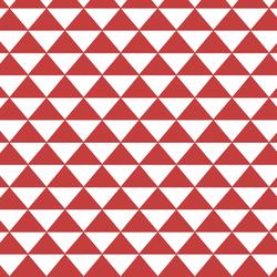 Triangle Mosaic in Geranium