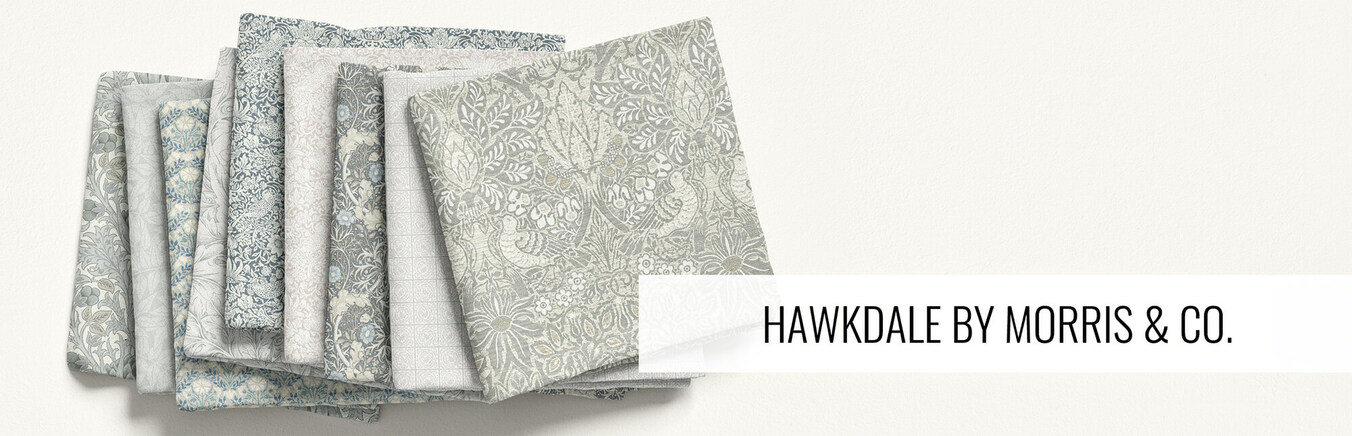 Hawkdale by The Original Morris & Co