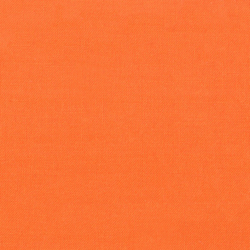 Cotton Couture in Tangerine