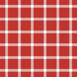 Large Liberty Gingham in Firecracker Red