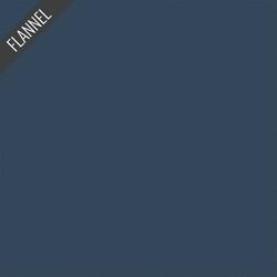 Flannel Solid in Deep Ocean