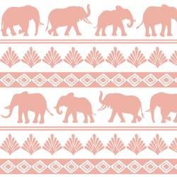 Elephant Parade in Peony