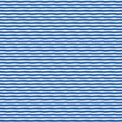 Little Stripes in Dark Blue