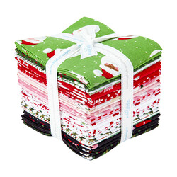 Holly Holiday Fat Quarter Bundle