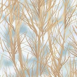 Winter Reeds in Cloud