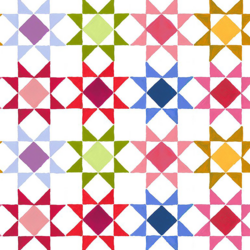 Picnic Quilt in White