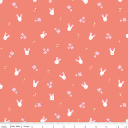 Bunnies in Coral