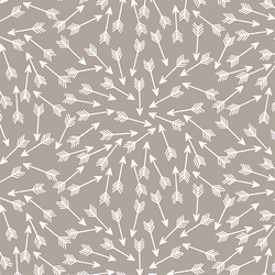Arrows in Taupe