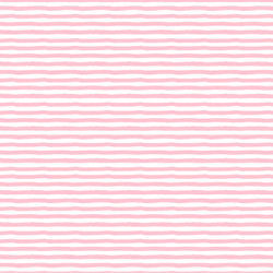 Little Painted Stripes in Pink Ribbon