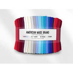 """American Made Brand 2.5"""" Strip Roll in Overture"""