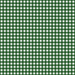 Small Holiday Gingham in Wintergreen
