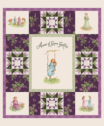 Anne of Green Gables Panel in Multi