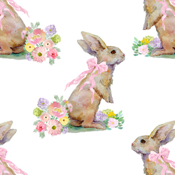 Bunny Tales in Garden Party