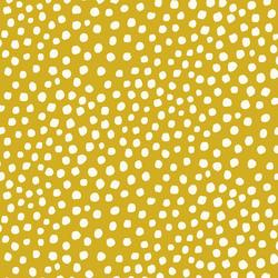 Mushroom Dot in Gold