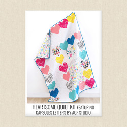 Heartsome Quilt Kit