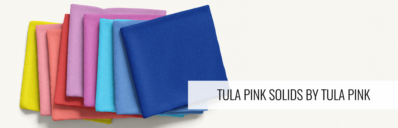 Tula Pink Solids