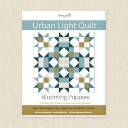 Urban Light Quilt