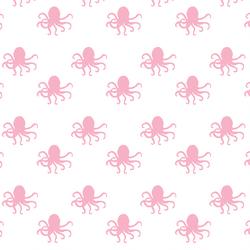 Octopus in Pink