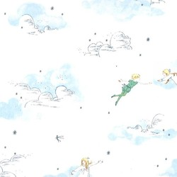 Peter and Wendy Knit in Cloud