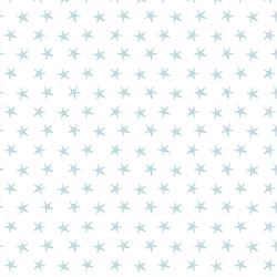 Sea Stars in Blue