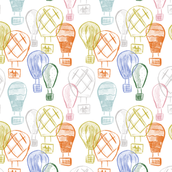 Hot Air Balloons in Adventure