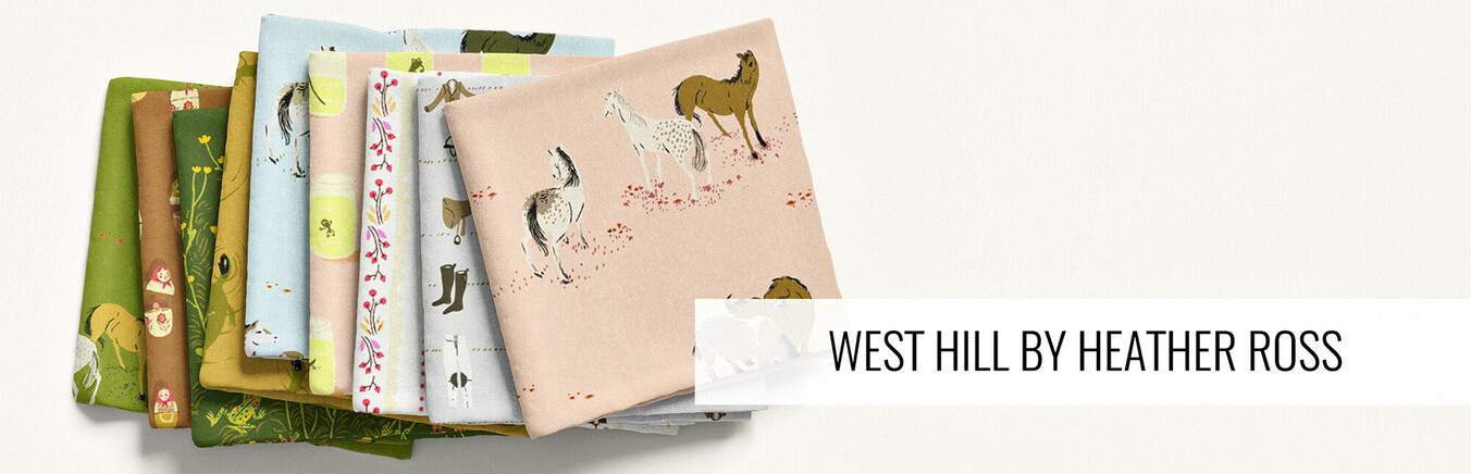 West Hill by Heather Ross