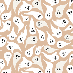 Large Spooky in Blush Pink