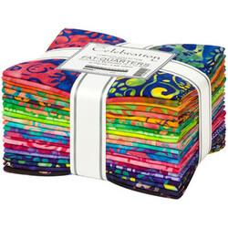 Celebration Artisan Batiks Fat Quarter Bundle