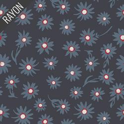 Flower Glory Rayon in Trinkets