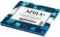 Artisan Batiks Charm Squares in Azula