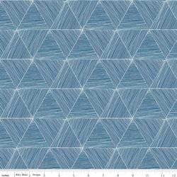Peaks in Blue
