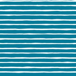 Artisan Stripe in Peacock