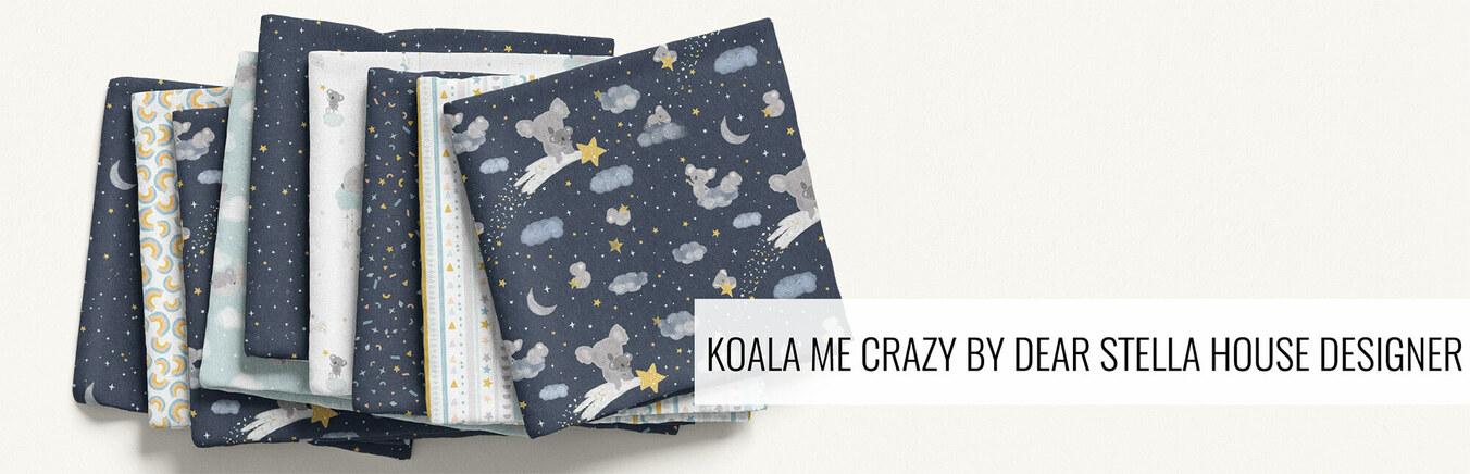 Koala Me Crazy by Dear Stella House Designer