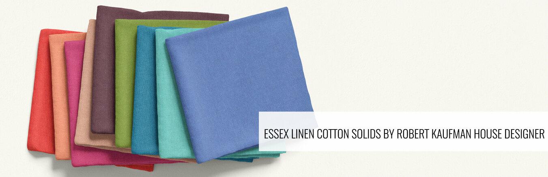 Essex Linen Cotton Solids