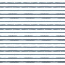 Wanderlust Stripe in Indigo