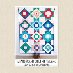 Meadowland- Lola Dutch Quilt kit