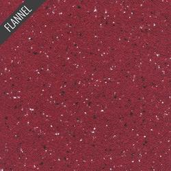 Shetland Speckle Flannel in Crimson