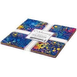 """Celebration Artisan Batiks 10"""" Square Pack"""