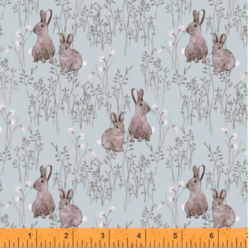 Cotton Tail in Ice Blue