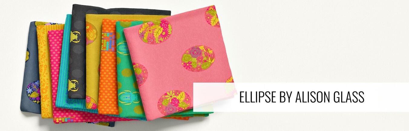 Ellipse by Alison Glass