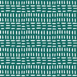 Stitched in Emerald