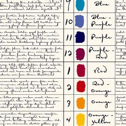 Colors in Parchment